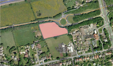 Eastway, Fulwood - Hollins Strategic Land
